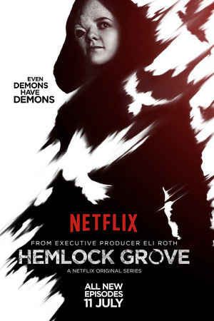 Hemlock Grove Season 2 character poster: Shelley