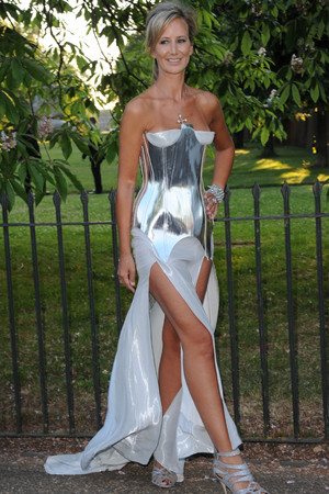 LONDON, UNITED KINGDOM - JULY 01: Lady Victoria Hervey attends the annual Serpentine Galley Summer Party at The Serpentine Gallery on July 1, 2014 in London, England. (Photo by Julian Parker/UK Press via Getty Images)