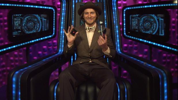 Ash Harrison on Big Brother