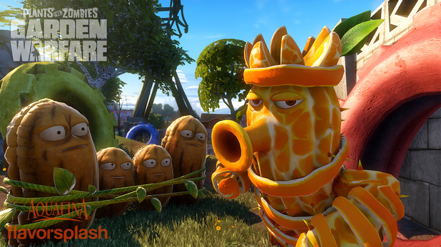 Plants vs Zombies: Garden Warfare 'Tactical Taco Party Pack'