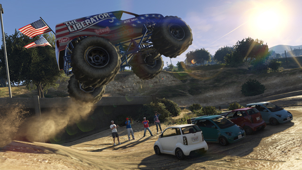 GTA Online Independence Day event