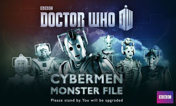 Doctor Who: Cybermen Monster File ebook