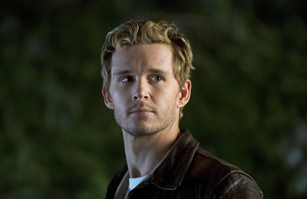 Ryan Kwanten as Jason Stackhouse in True Blood