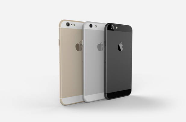 Unofficial iPhone 6 design concept
