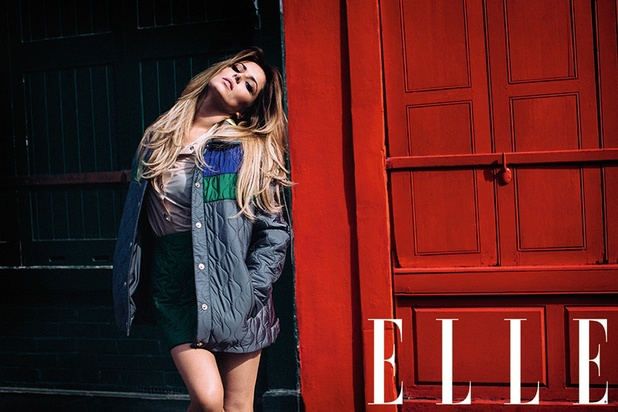 Cheryl Cole ELLE UK