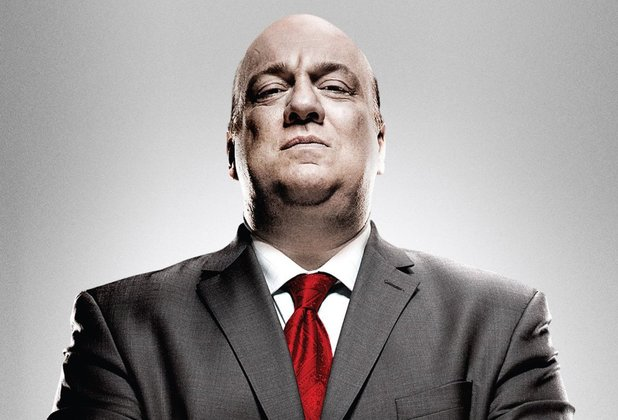 Ladies and Gentmen, My Name Is Paul Heyman DVD cover