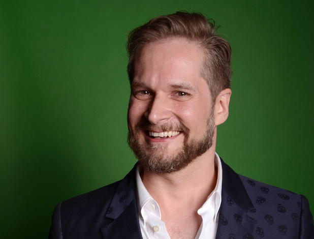 26 Jun 2014 BURBANK, CA - JUNE 26: Producer Bryan Fuller poses inside the press room of the 40th Annual Saturn Awards held at The Castaway on June 26, 2014 in Burbank, California. (Photo by Albert L. Ortega/Get... Read more By: Albert L. Ortega
