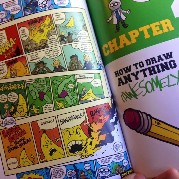 Neill Cameron's How To Make Awesome Comics
