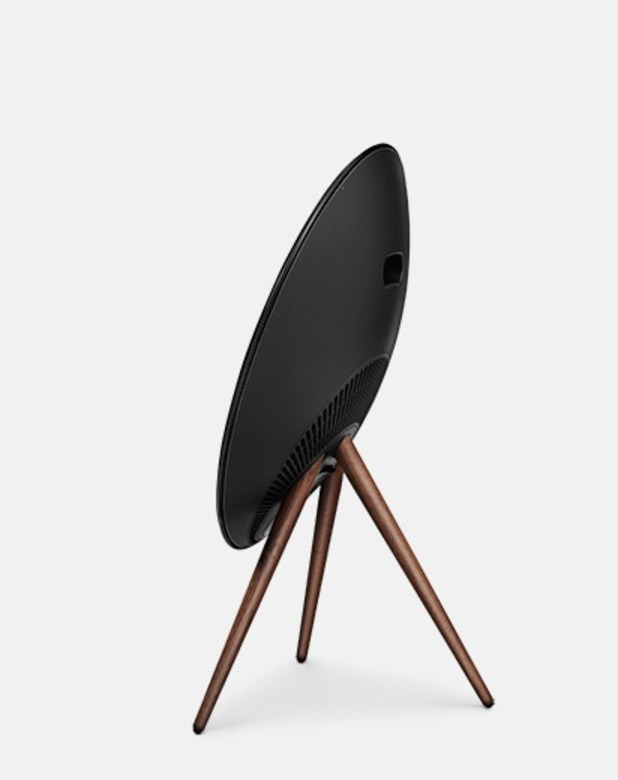 b o beoplay a9 speaker review the best looking sound for. Black Bedroom Furniture Sets. Home Design Ideas