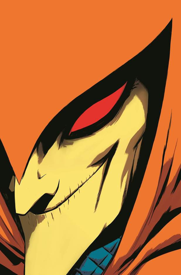 AXIS: HOBGOBLIN #1 (of 3) Written by KEVIN SHINICK Art & Cover by JAVIER RODRIGUEZ Coming in October!