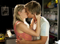 Neighbours kisses, Home and Away gunshots