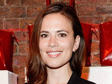Launch Party To Celebrate Virgin Atlantic's New Vivienne Westwood Uniform Collection Hayley Atwell