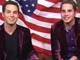 Skylar Astin, Ben Platt sing ode to July 4