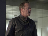 Kiefer Sutherland as Jack Bauer in 24: Live Another Day episode 10 '8pm - 9pm'