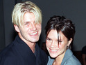 See David and Victoria Beckham from the beginning as they celebrate anniversary.