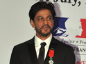 Khan says the French honor has motivated him to take Indian cinema further.