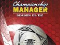 Championship Manager 01/02 box art