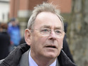 TV weatherman appears at Manchester Magistrates' Court for initial hearing.