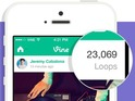 Vine will now show how many times a video has been watched.