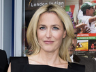 Gillian Anderson attends London Indian Film Festival Sold premiere