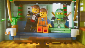 The Lego Movie short film | Enter the Ninjago