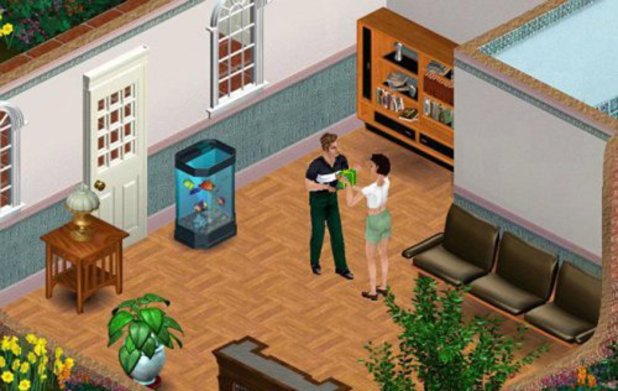 The Sims screenshot