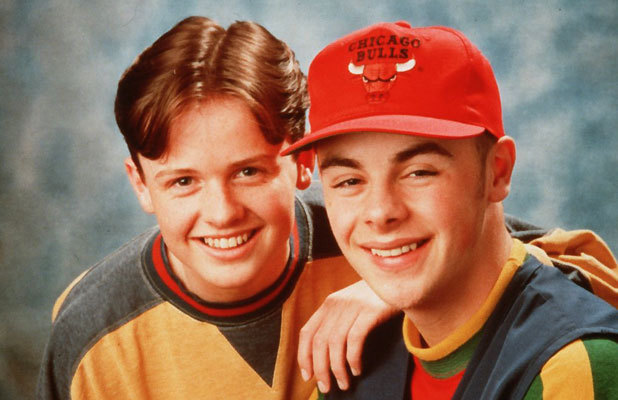 Ant & Dec in Byker Grove