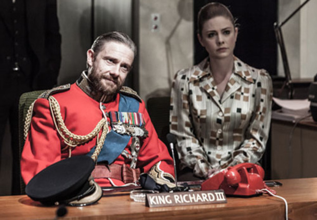 Richard III at Trafalgar Studios