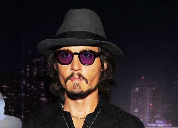 WAXWORK!!!!! TOKYO, JAPAN - MAY 20: A general view of wax figure of Johnny Depp is seen at Madame Tussauds on May 20, 2013 in Tokyo, Japan. (Photo by Jun Sato/WireImage)