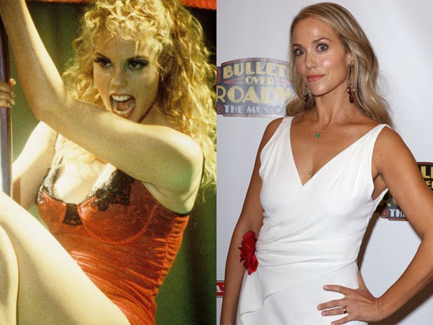 One-hit movie wonders: Elizabeth Berkley