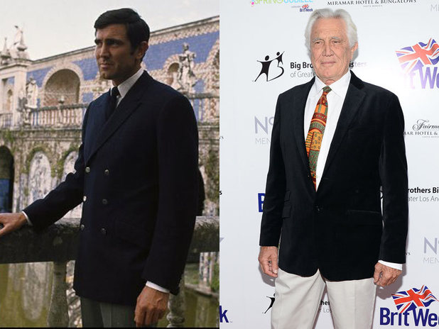 One-hit movie wonders: George Lazenby