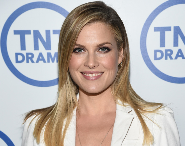 Ali Larter attends the 'Legends' portion of the 2014 TCA Turner Broadcasting Summer Press Tour Presentation