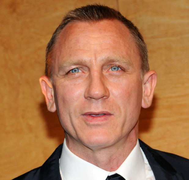 NEW YORK, NY - MAY 13: Actor Daniel Craig attends Museum Of Modern Art's 2014 Party In The Garden at Museum of Modern Art on May 13, 2014 in New York City. (Photo by Desiree Navarro/WireImage)
