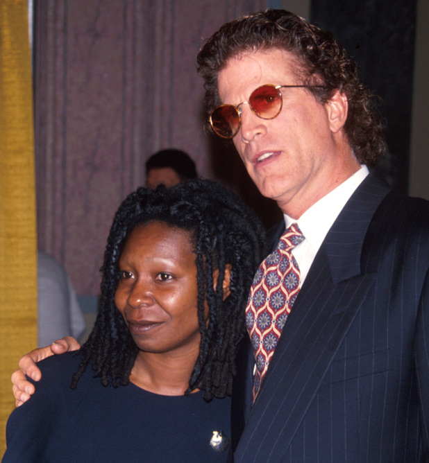 Actors Whoopi Goldberg and Ted Danson. (Photo by Time Life Pictures/DMI/Time Life Pictures/Getty Images)