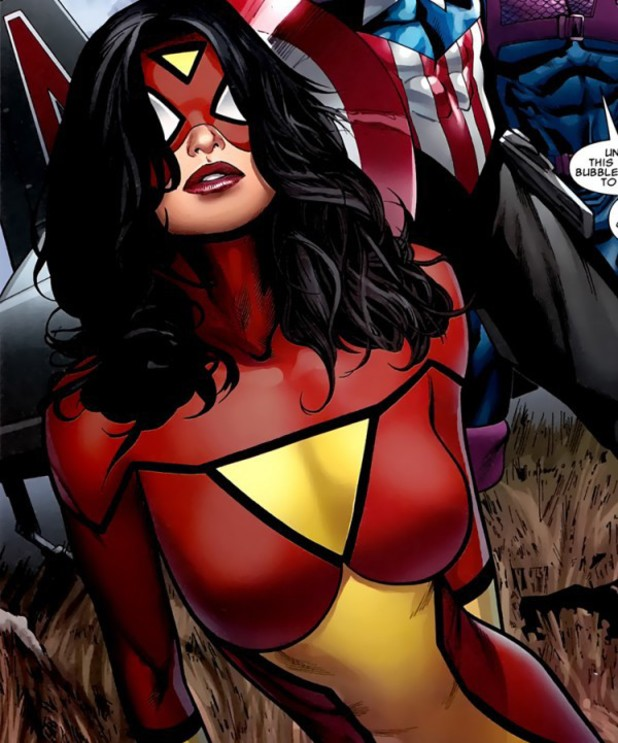 Greg Land's Spider-Woman