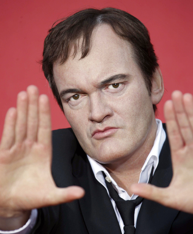 Quentin Tarantino Unveils His Wax Figure at Madame Tussauds, Los Angeles, America - 07 Aug 2009 Quentin Tarantino wax figure 7 Aug 2009