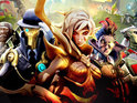Battleborn is a first-person competitive arena game similar to DOTA 2 and League of Legends.