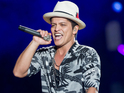 'Uptown Funk' star has apparently been offered the headline slot. Don't believe him? Just watch.
