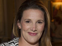 Sam Bailey at the opening night of The Curious Incident of the Dog in the Night-Time