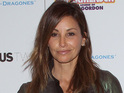 Gina Gershon signs on for Glee's final season to play 'Pam Anderson'.