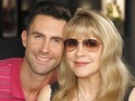 The Fleetwood Mac singer will advise Adam Levine's team during the battle rounds.