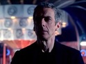 Peter Capaldi's Time Lord faces enemies old and new in the highly-anticipated clip.