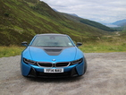 BMW i8 review: This is what the future of cars will look like