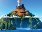Watch Uku the volcano sing in Disney Pixar's first Lava clip