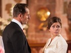 Will Maxine tie the knot with Patrick in Tuesday's first look episode?