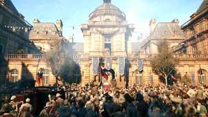 Assassin's Creed Unity Bastille Day gameplay trailer