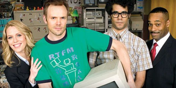 The IT Crowd US remake