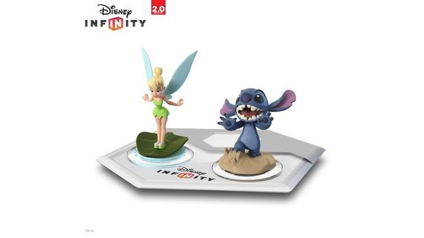 Tinker Bell and Stitch join Disney Infinity 2.0