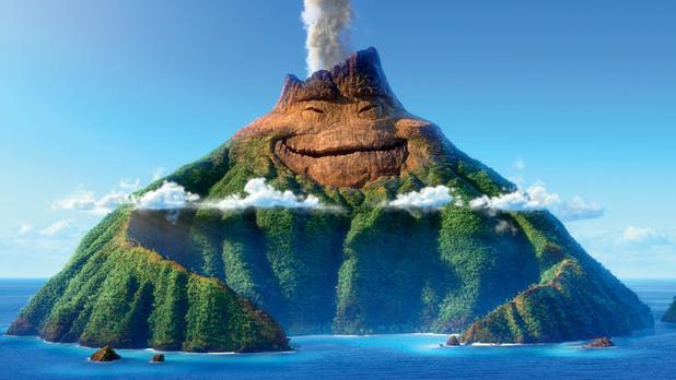 Uku from Pixar's Lava short
