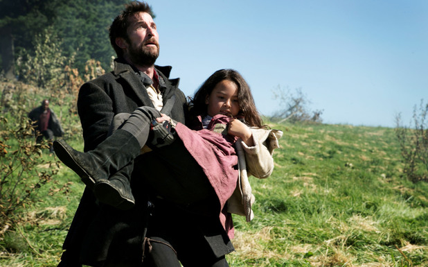 Falling Skies S04E01: 'Ghost in The Machine'